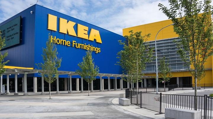 IKEA-tienda