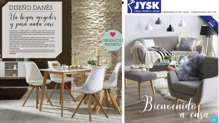 Cat logo jysk para la primavera 2018 for Decoracion jysk
