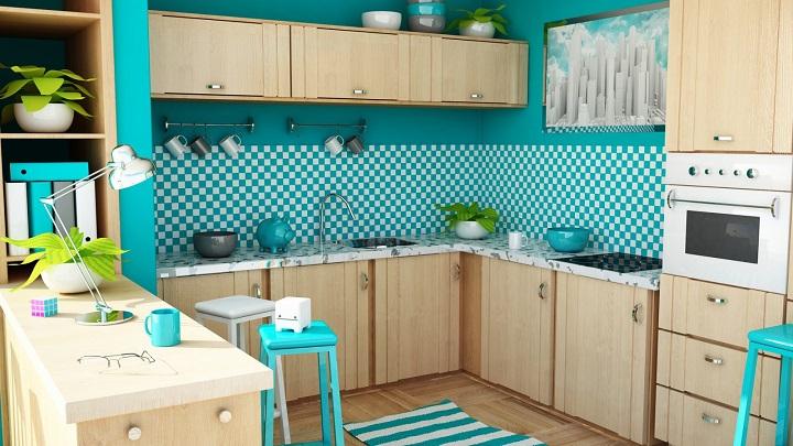 cocina-azulejos-pintados