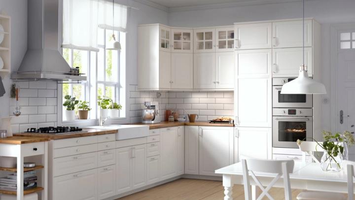 cocina-blanca-IKEA