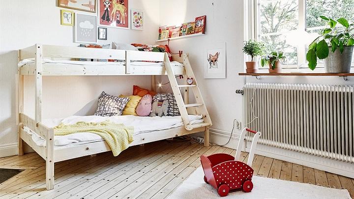 Consejos e ideas para decorar un piso de menos de 40 for Como decorar un piso de 40 metros cuadrados