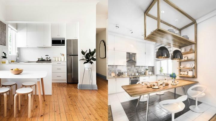 cocina-escandinava-blanco-madera