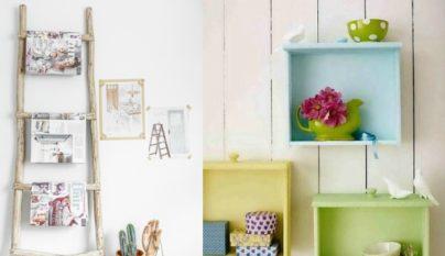 Muebles con objetos reciclados - Decorar reciclando objetos ...