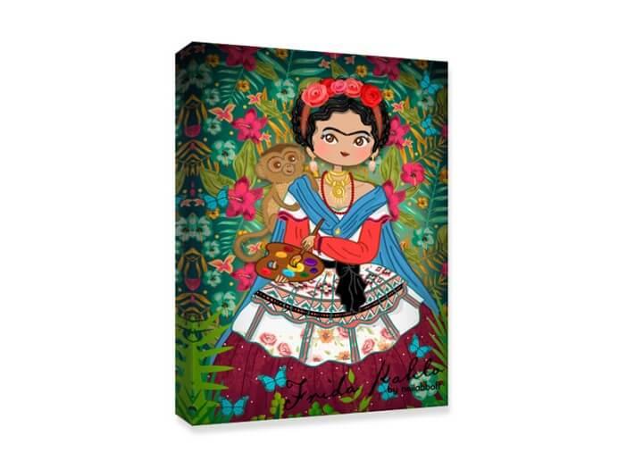 lienzo-Frida-Kahlo