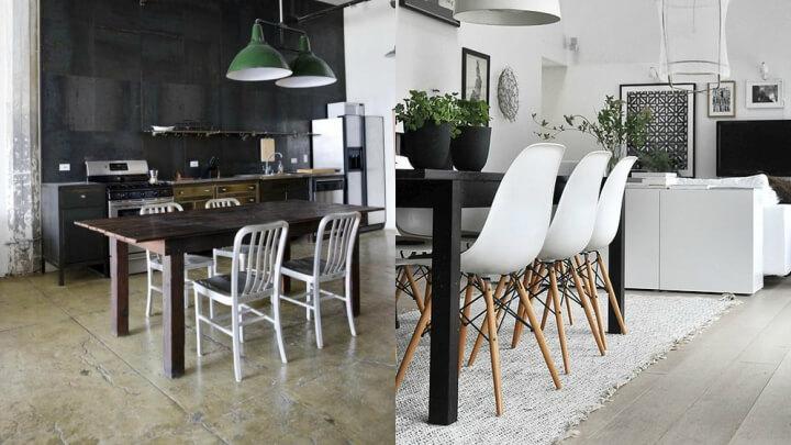 mesa-oscura-sillas-claras