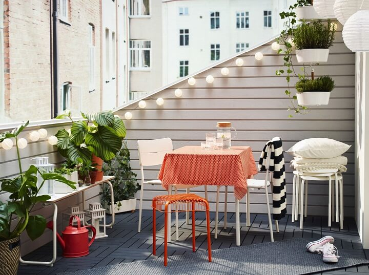 Muebles Para El Jardín Y La Terraza De Ikea 2018 Curucuteadera
