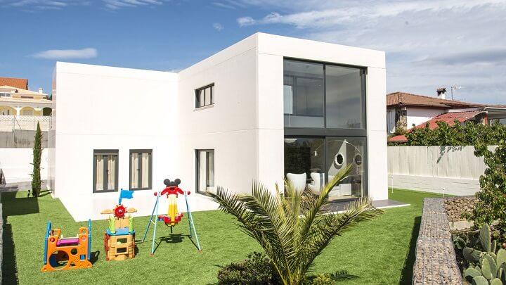 Casa de hormigon baratas good muchas ventajas respecto a la construccin tradicional son de - Casas baratas en galicia ...