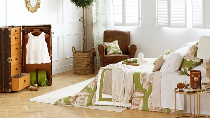 dormitorio-con-pinceladas-verdes