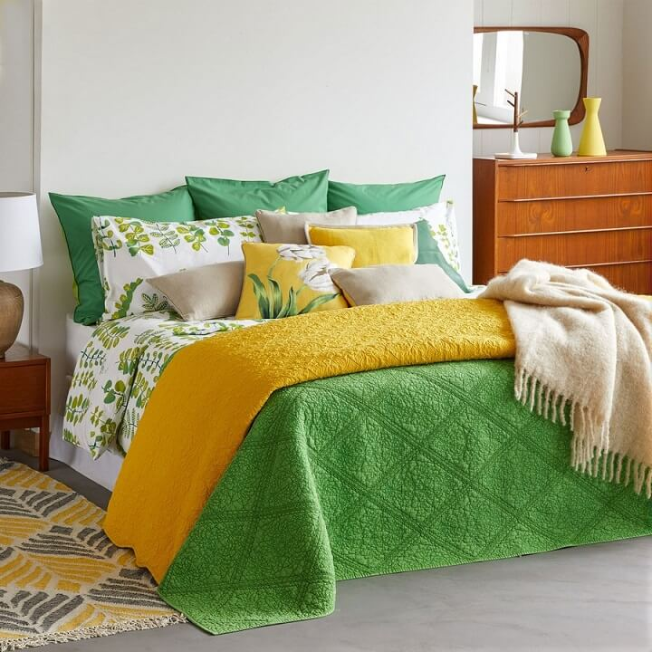 dormitorio-verde-y-amarillo