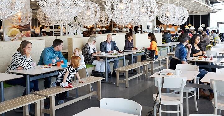 IKEA-restaurante