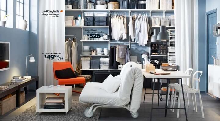 IKEA-salon