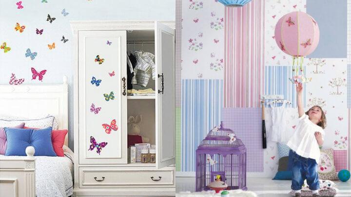 mariposas-en-habitacion-infantil