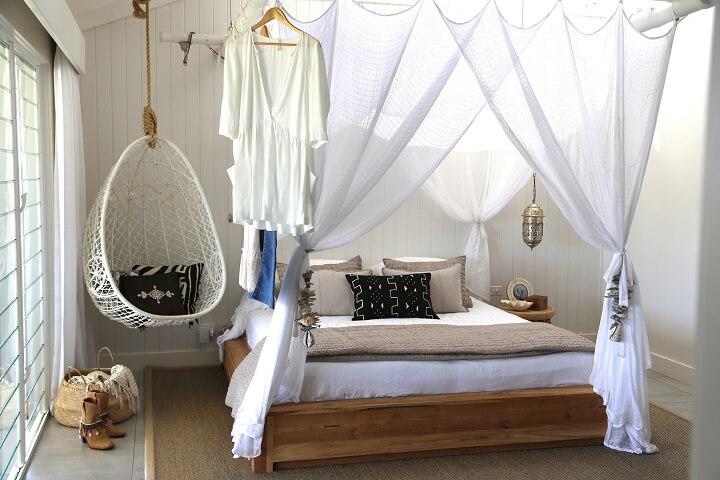 silla-colgante-en-el-dormitorio
