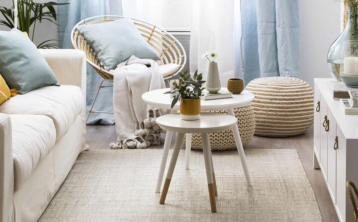 alfombra-en-un-salon