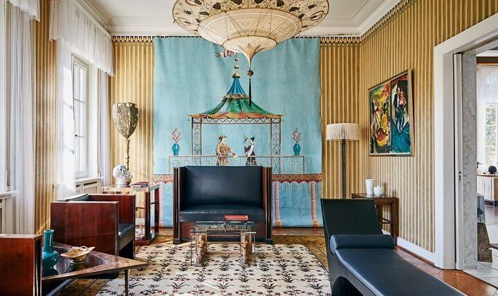 casa-de-lujo-Karl-Lagerfeld-salon