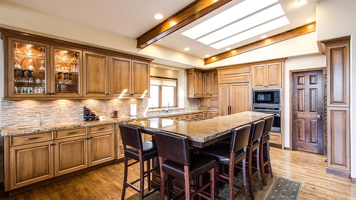 muebles-de-cocina-de-madera