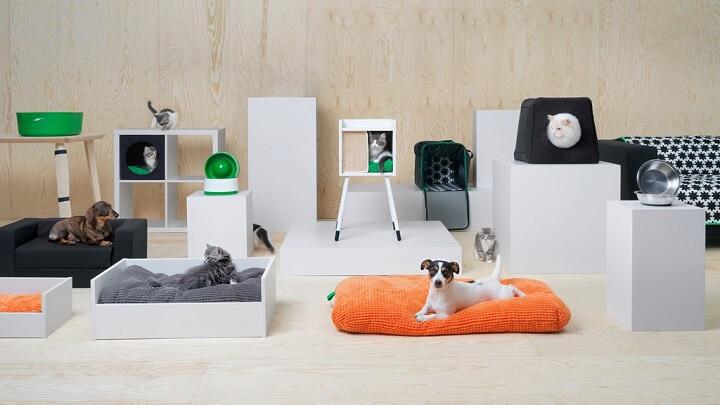 IKEA-coleccion-LURVIG-mascotas