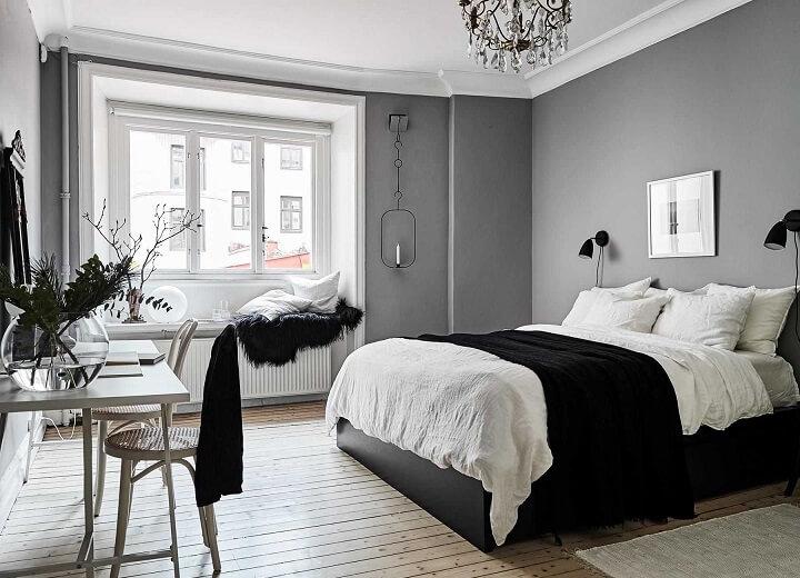 dormitorio-gris-contrastes