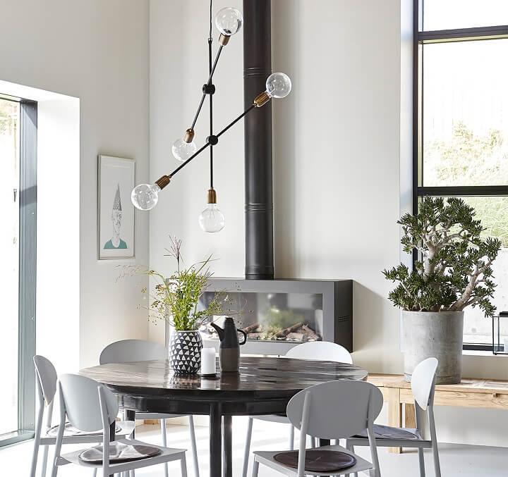 comedor-lampara-moderna