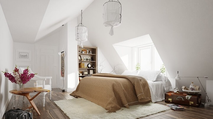 dormitorio-en-la-buhardilla