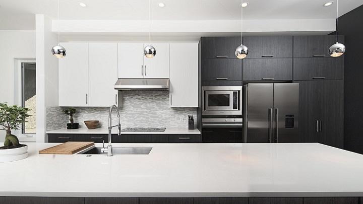 cocina-en-negro-y-gris