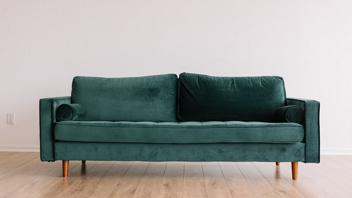 sillon-de-color-verde