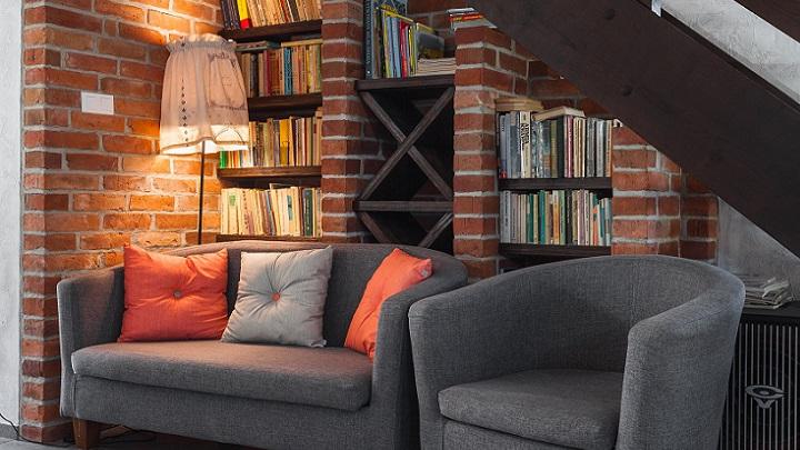 decoracion-de-una-zona-de-lectura