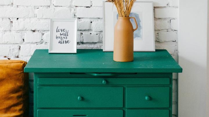 mueble-en-color-verde