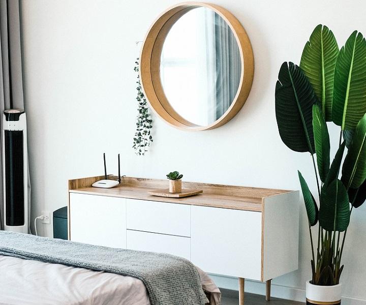 espejo-redondo-en-el-dormitorio