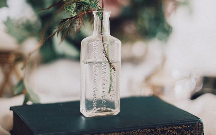 flores-en-botella