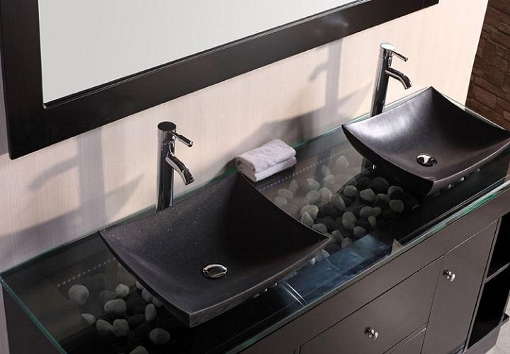 muebles-de-bano-de-color-negro