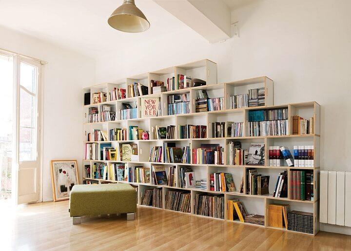 biblioteca-en-casa