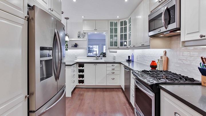 decoracion-de-cocina-de-color-blanco
