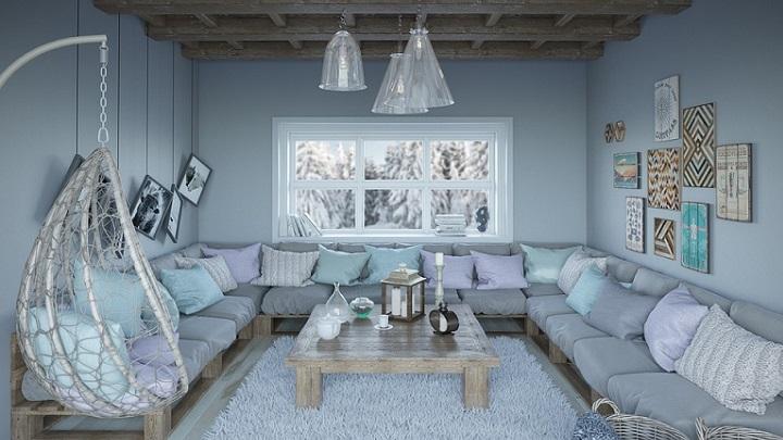 sofas-y-mesa-en-el-salon