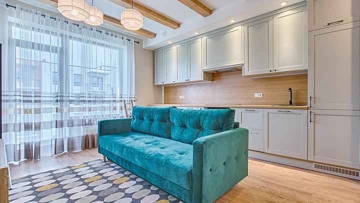 sofa-de-color-turquesa