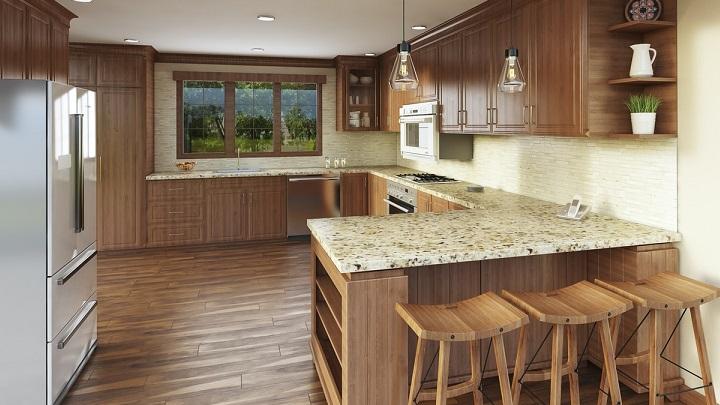 cocina-de-estilo-rustico-moderno
