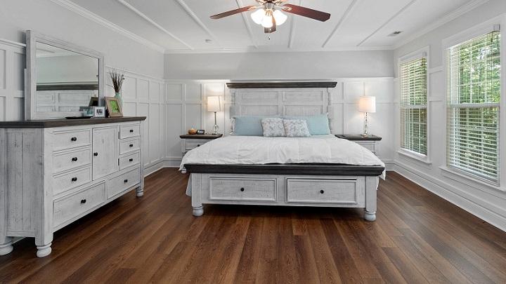 6 ideas para utilizar el color blanco en la decoración del dormitorio