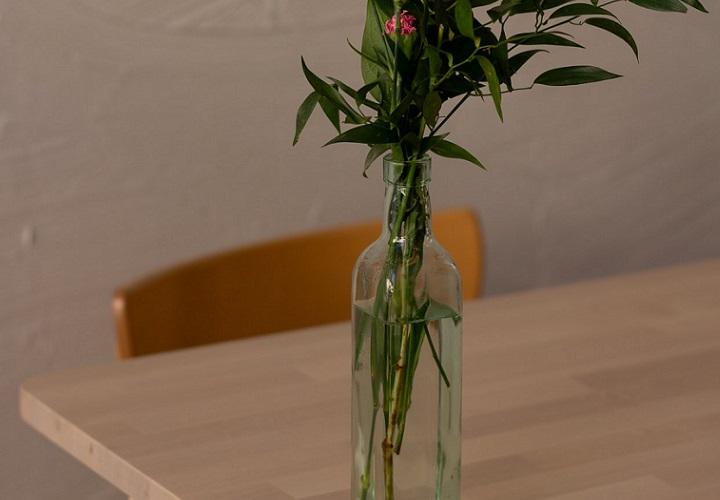 flores-en-una-botella