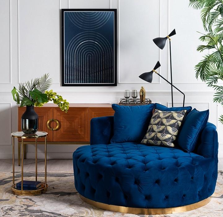 sofa-de-dos-plazas-azul-marino