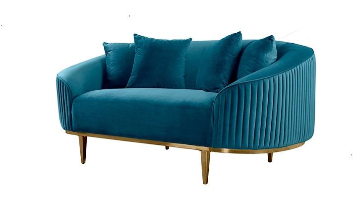 sofa-de-dos-plazas-azul