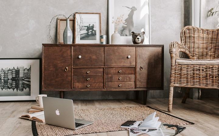 mueble-bajo-y-alfombra