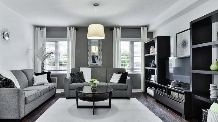 salon-decorado-en-negro-gris-y-blanco