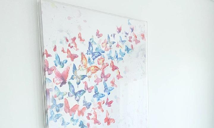 cuadro-con-mariposas