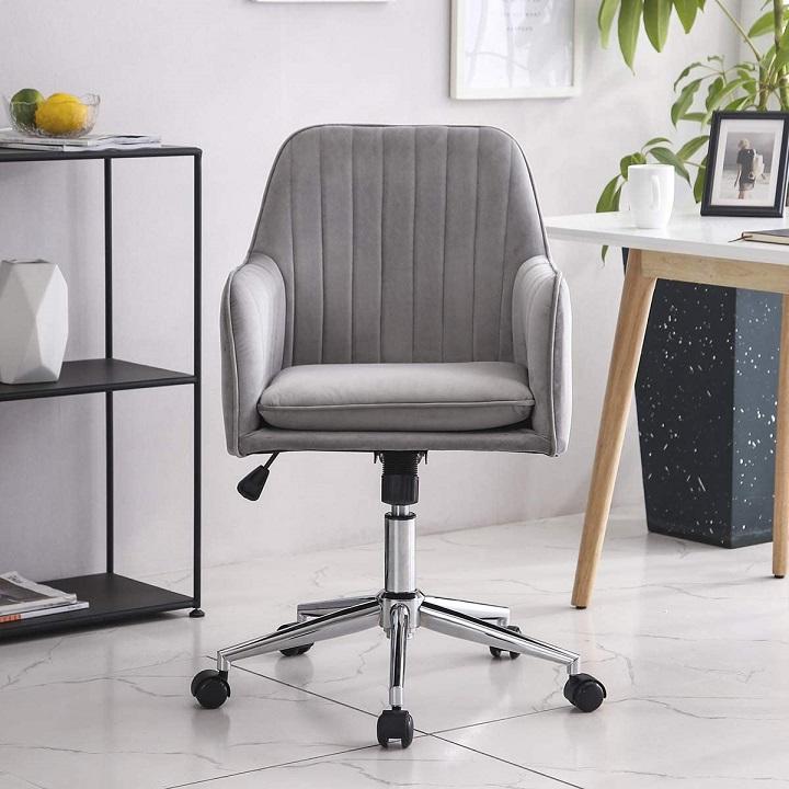 silla-de-oficina-gris
