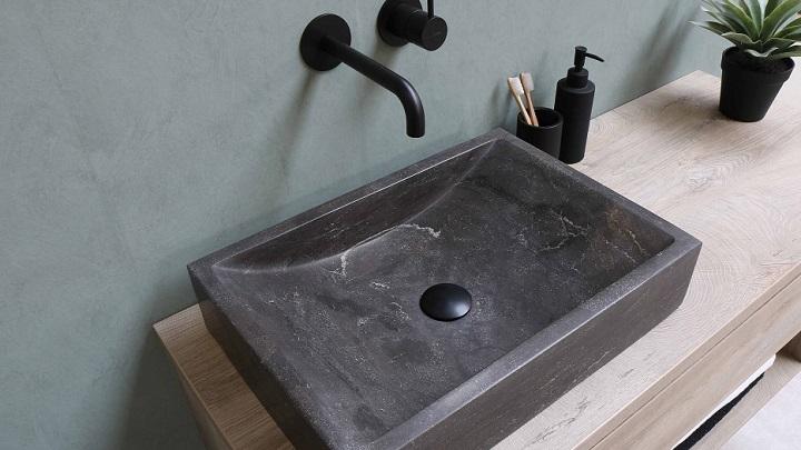 lavabo-de-color-negro