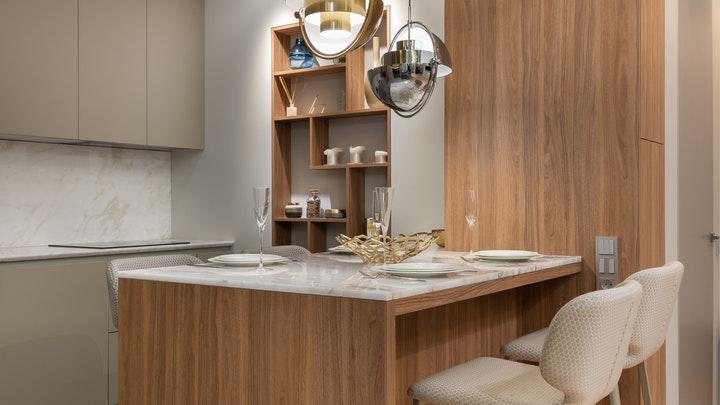 cocina-en-madera-y-marmol