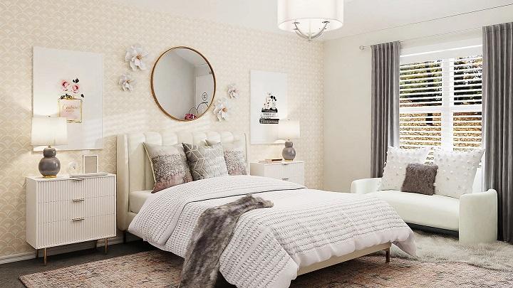 dormitorio-en-color-claro