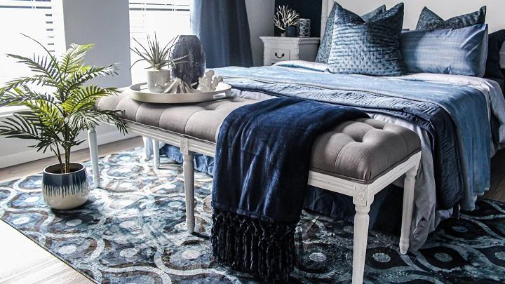 ropa-de-cama-azul