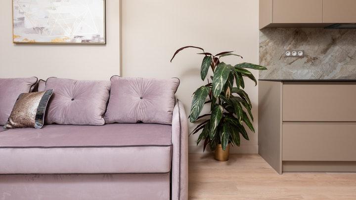 sofa-sobre-suelo-de-madera