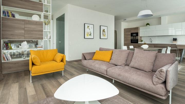 mueble-abierto-en-decoracion-del-salon